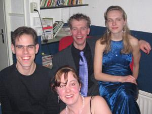 Bestuur 2004